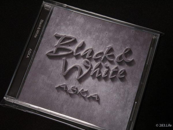 ASKA【Black & White】(早期予約...